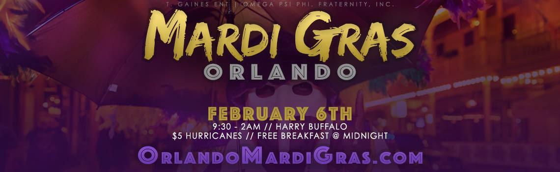 Orlando Mardi Gras