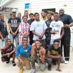 T. Gaines Outreach – Exposure Tour with Ayo