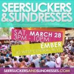 Seersuckers & Sundresses 2015 Part 2