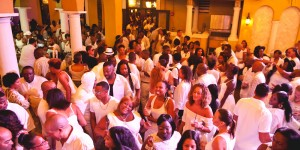 Photo Recap – The All White Day Party 9.5.15