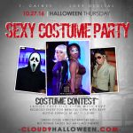 2016 Cloud 9 Sexy Costume Party