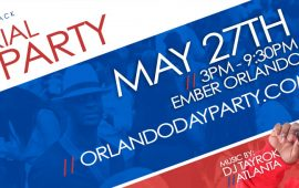 Memorial DAY PARTY 2017