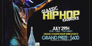 Hip Hop Karaoke Championship Part 2