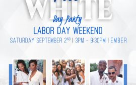 The All White Day Party 2017