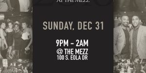 New Year's at the Mezz 2018