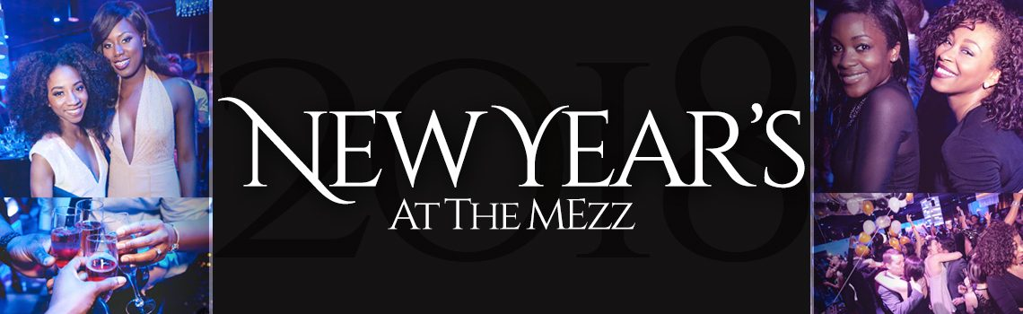 New Year's at the Mezz