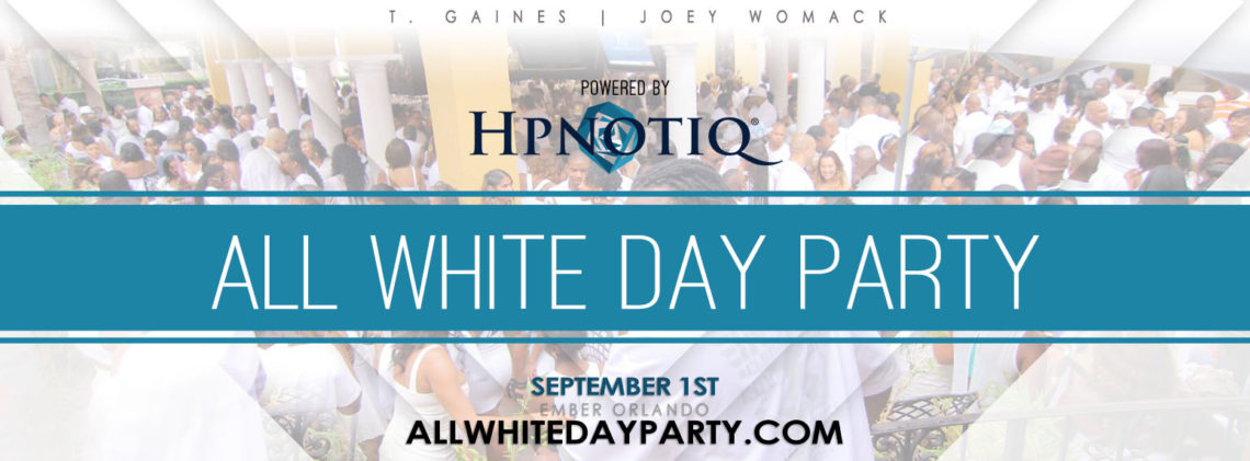 All White : The Day Party