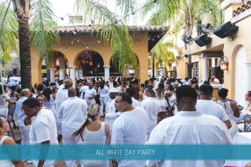 2019 All White Day Party - Powered by Hpnotiq