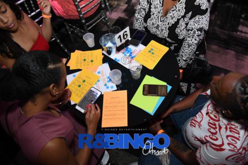 T.Gaines Ent | R&Bingo at the Mezz