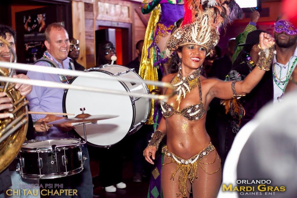 The Orlando Mardi Gras