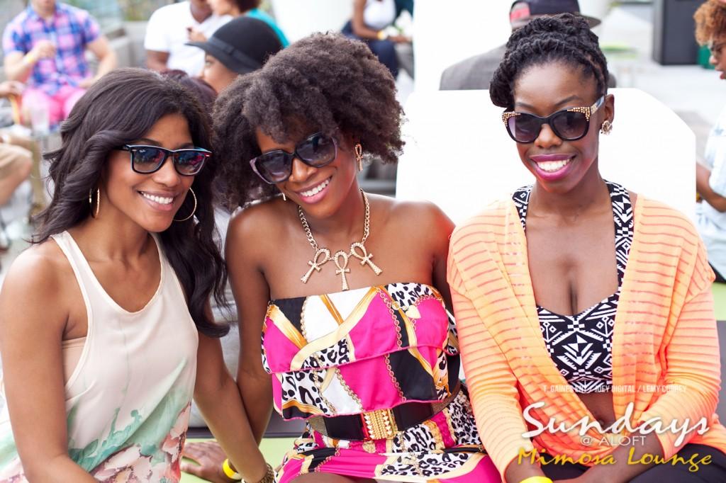 Sundays at aloft - The Mimosa Lounge
