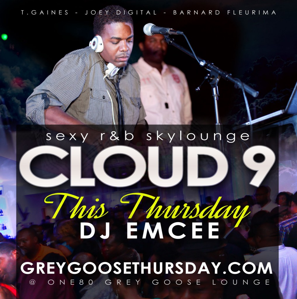 Cloud 9 Featuring DJ Emcee