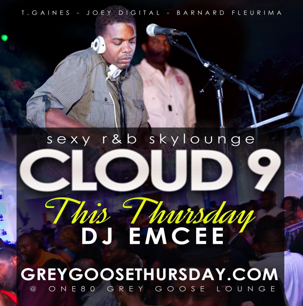 Cloud 9 Featuring DJ Emcee