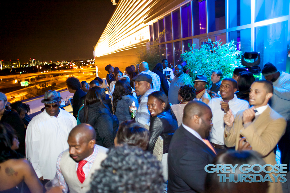 Grey Goose Thursdays - Classic Kickoff 2014