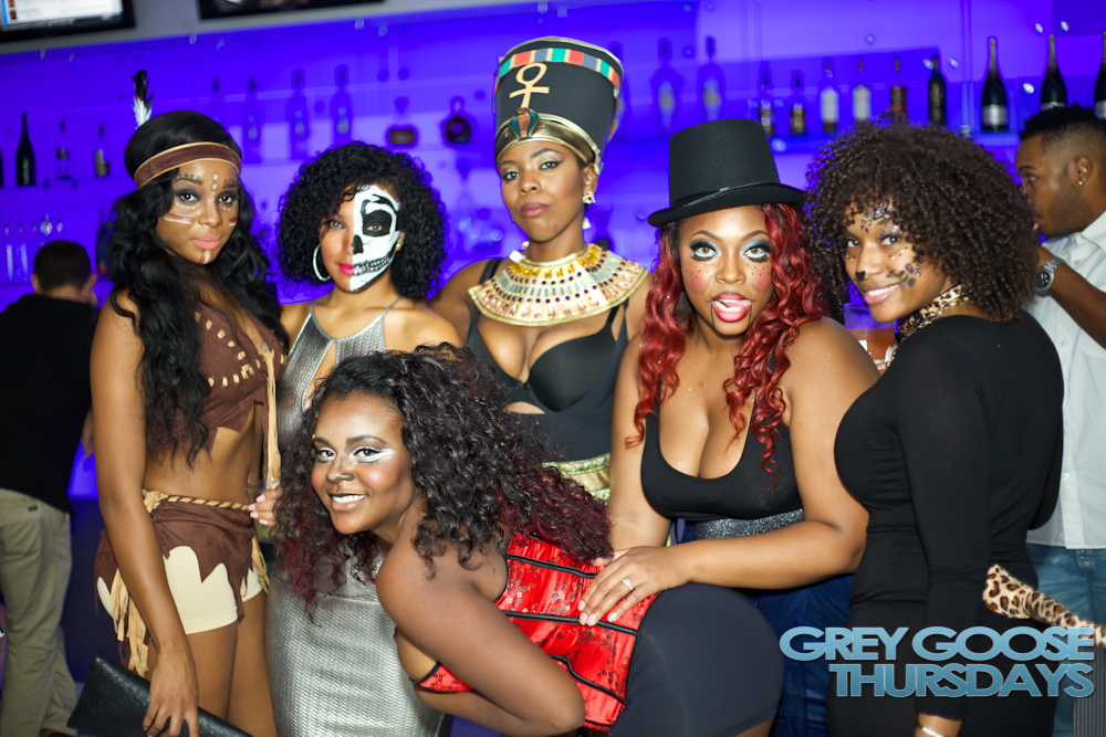 Grey Goose Thursdays - Sexy Costume Party 2014