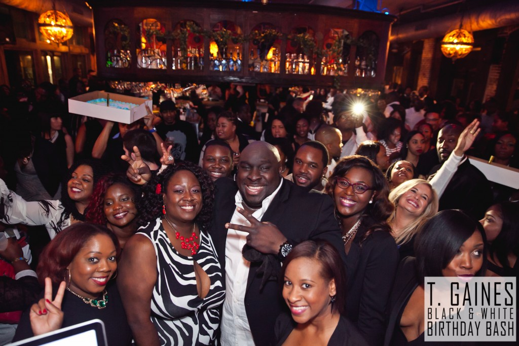 The 2015 T. Gaines Birthday Bash at Ember