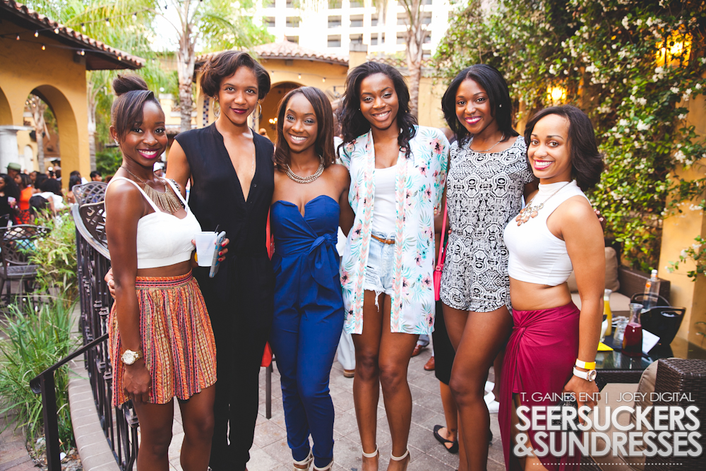 2015 Seersuckers and Sundresses Part 3 | Powered by Crown Royal Black | T. Gaines Ent & Joey Digital