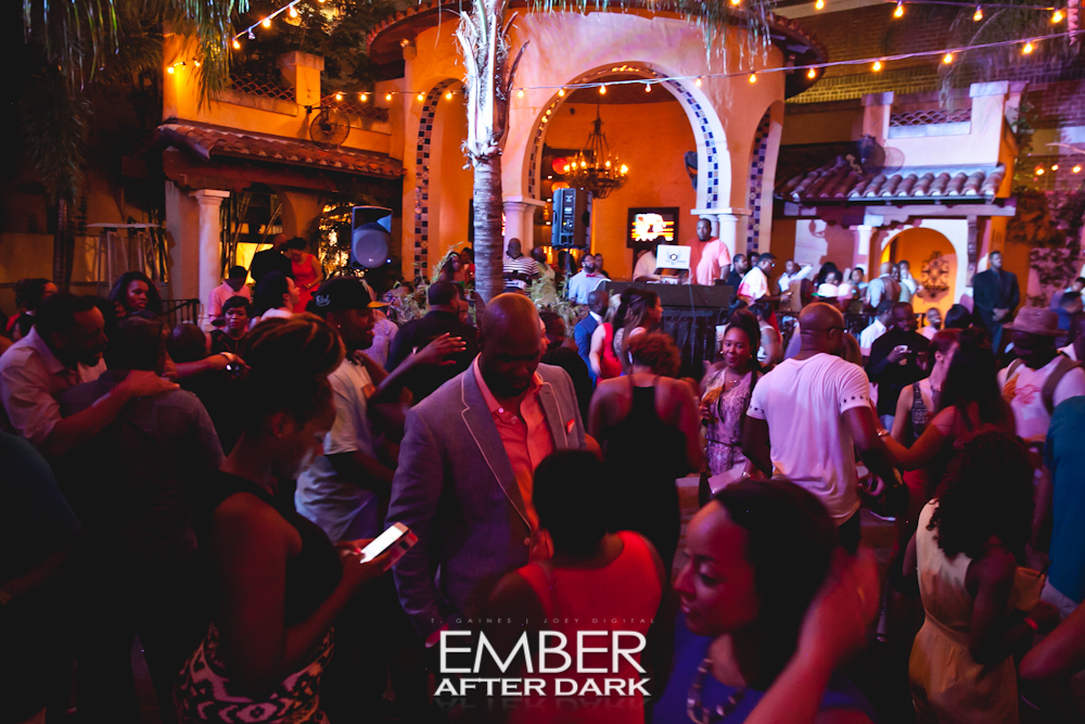 Ember After Dark 7.4.15 | T. Gaines Joey Digital