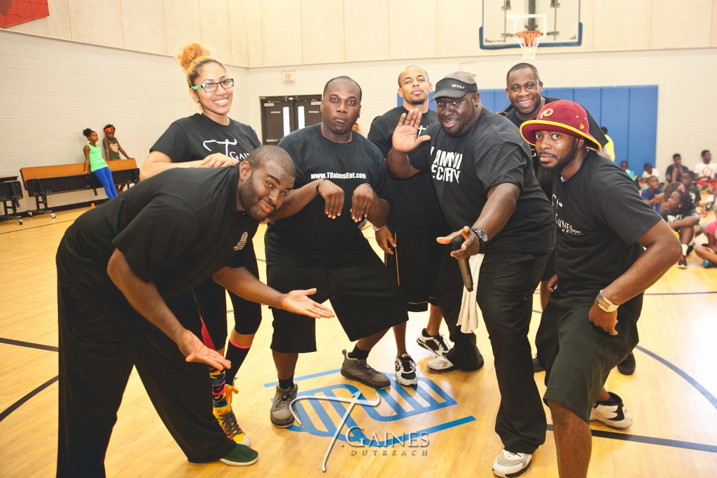 T. Gaines Outreach Summer Camp Takeover at The Eatonville Boys and Girls Club