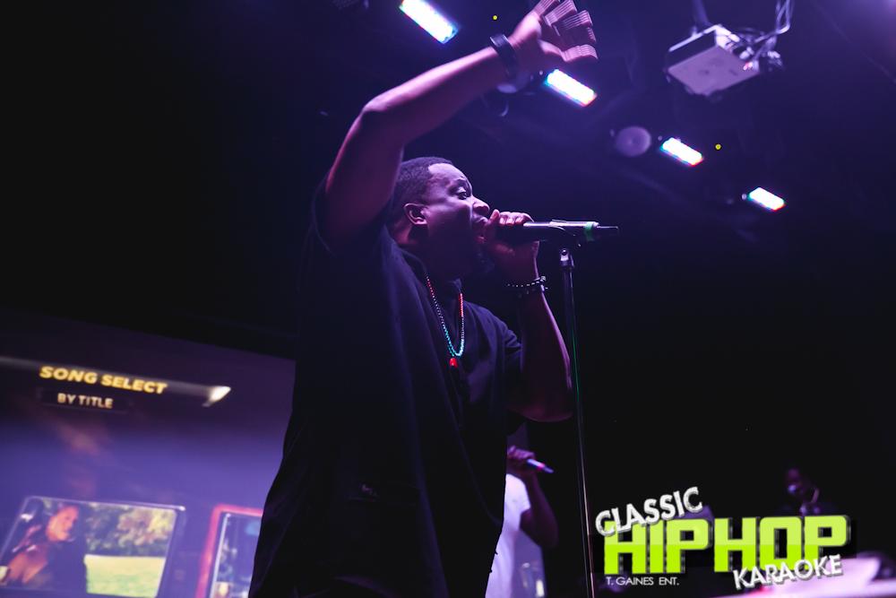 T. Gaines Hip Hop Karaoke | 10.3.15 | @ The Abbey