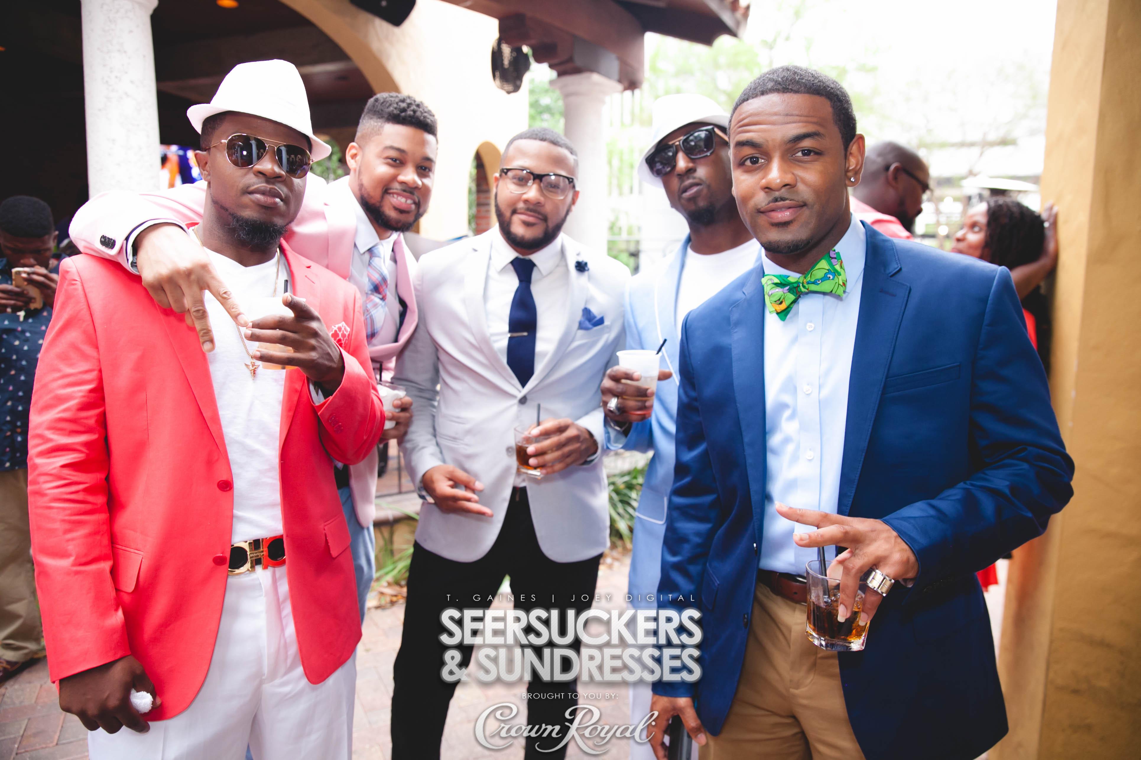 Seersuckers & Sundresses 2016 Part II | T. Gaines & Joey Digital
