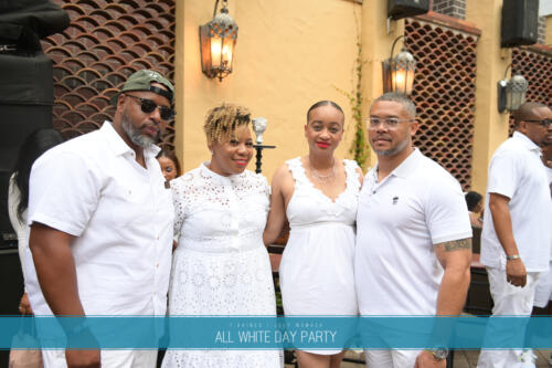 All White Day Party - Memorial Day Weekend 2021