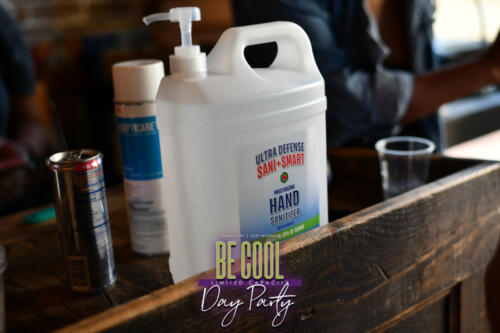Be Cool Day Party 10.24.2020