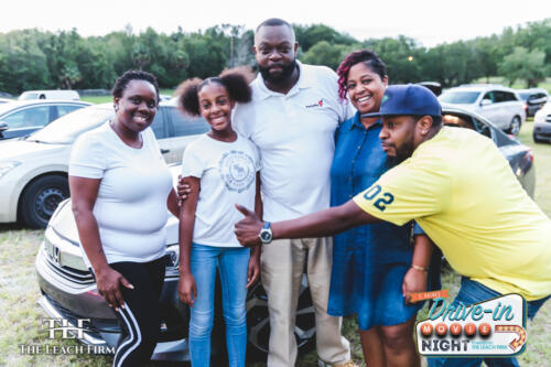 T. Gaines Drive-In Movie Night - Powered by The Leach Firm