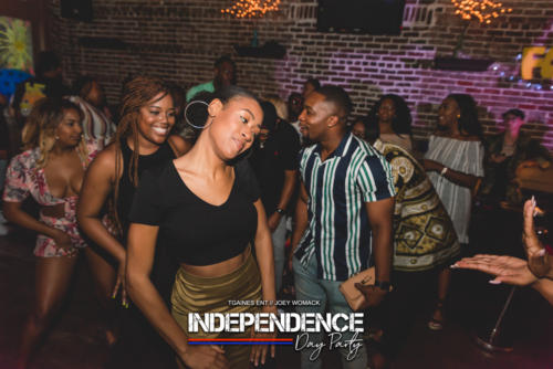 Independence Day Party 2019