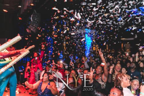 NYE 2020 @ The Abbey