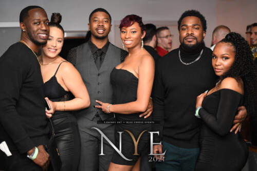 TGaines Ent & Blue Cheese Events   NYE at the M Lounge 2021