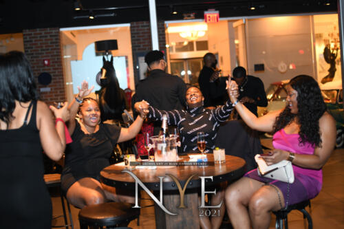 TGaines Ent & Blue Cheese Events | NYE at the M Lounge 2021