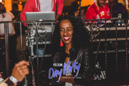 Pro Bowl Day Party 2020 & T.Gaines Birthday Bash