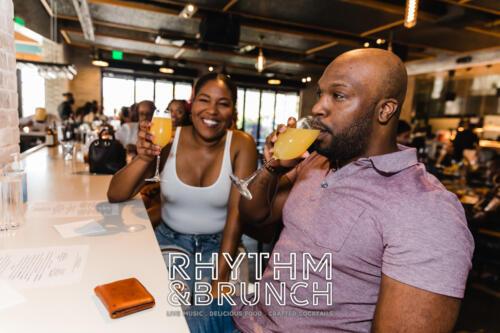 Rhythm & Brunch 2.28.21