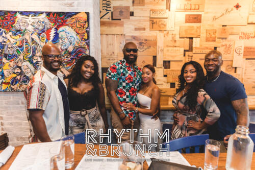 Rhythm & Brunch | 7.5.2020