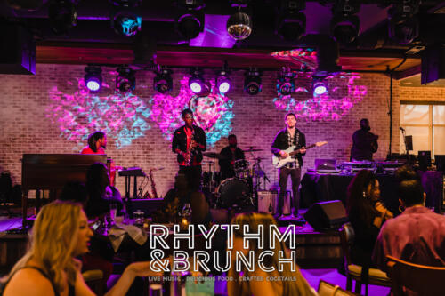 Rhythm & Brunch @ The New Standard 12.20.20