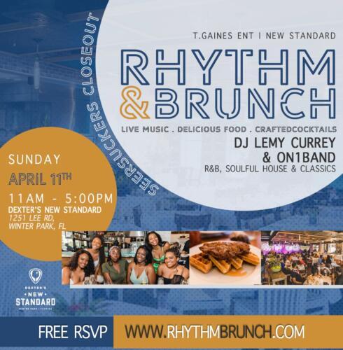 RhythmBrunch