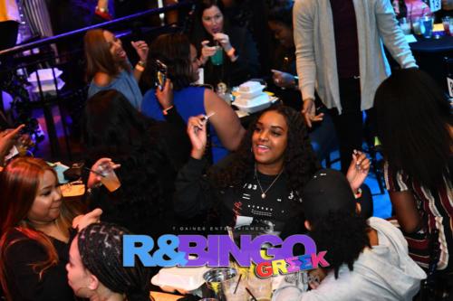 """TGaines Ent   R&Bingo """"Greek Edition"""""""