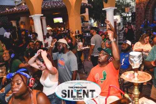 The Pregame Silent Watch Party : Florida vs Miami