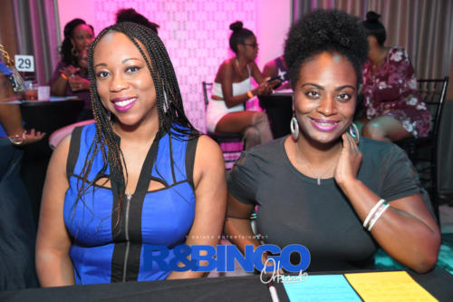 T.Gaines Ent | R&Bingo at the Mezz