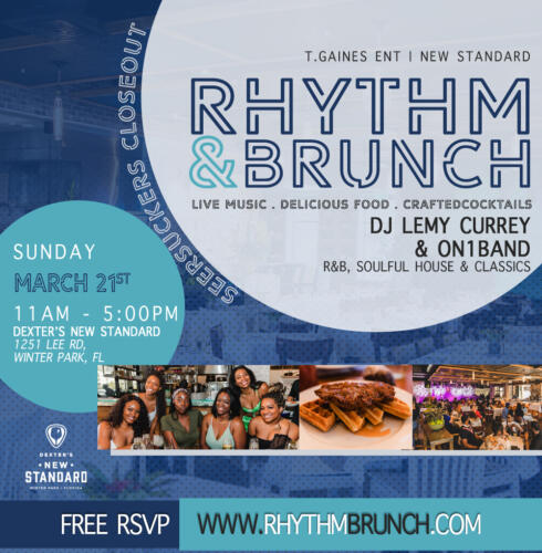 RhythmAndBrunch March21st